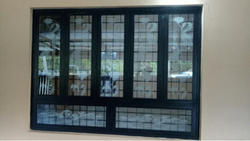 GI Steel Windows