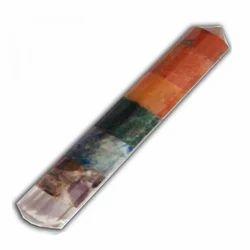 Seven Chakra Healing Wand