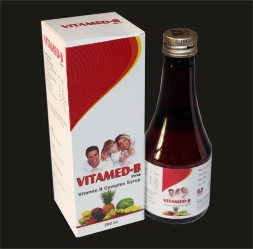 Vitamed-B (Vitamin-B Complex) Syrups