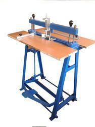 Ajya Round Corner Cutting Machine