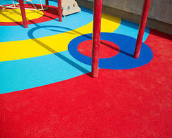 Playground Rubber Flooring - EPDM