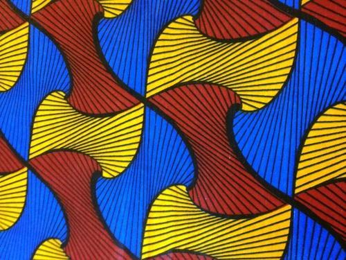 Wax Print Fabric Manufacturer From Surat