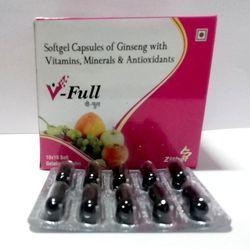 Vitamins Minerals & Antioxidants Capsule