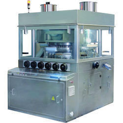 double rotary compression machine