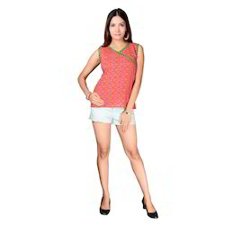 Womens Cotton Tops