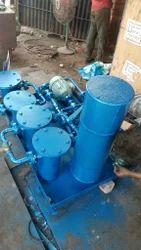 Duplex Heating Pumping Unit