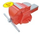 INDER Bench Vice(Heavy Duty Single Rib)