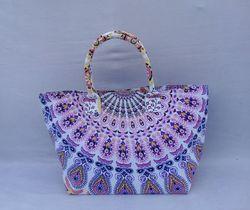 Mandala hand Bag