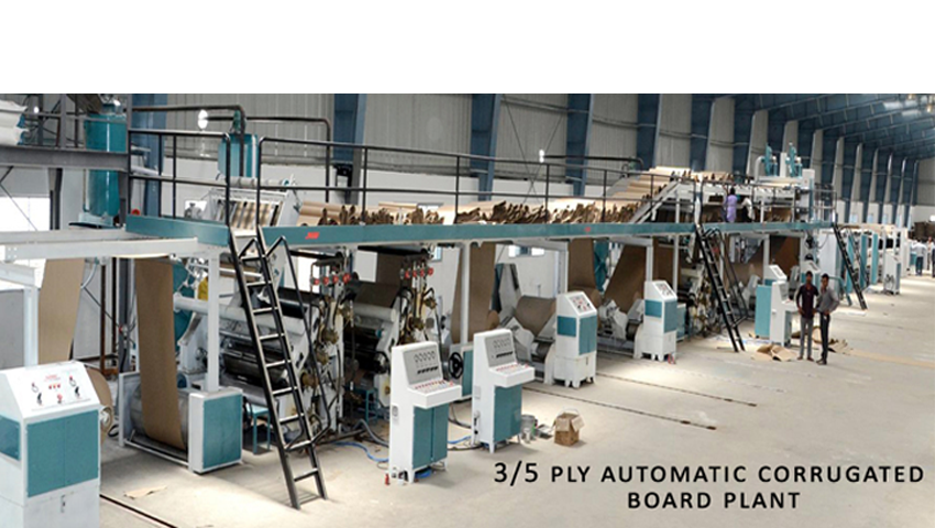 Senior Packaging Machinery Manufacturing Co.