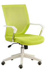 Workstation Mesh Back Chair (White)