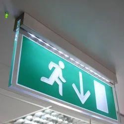 Platform LED Sign Board