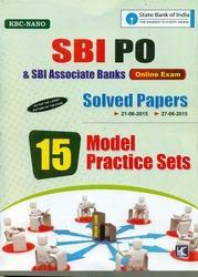 SBI PO SBI Associate Banks Solved Papers - Book