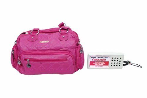 Women Bag Alarm