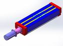 Linear Slide - LMX 20