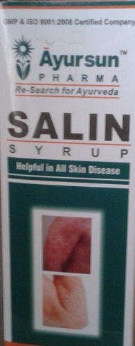 Salin Syrup ( Herbal Blood Purifier  )