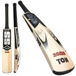 ss ton kashmir willow cricket bat