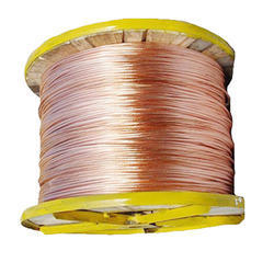 Copper Bonded Steel Grounding Conductor