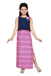 Hunny Bunny Girl's Maxi Dress