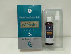 Anti Hairfall Minotal Solution 5%
