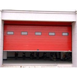 Fire Rated Roll Up Shutter