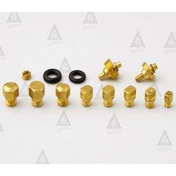 Brass Plug Female Stop End