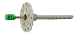 Insulation Plug and Nail