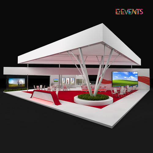Exhibition Stall Photos : Customized exhibition stand design d stall