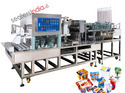 Automatic Cup Filling & Sealing Machine- Linear Type