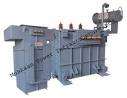 Oil Cooled Voltage Transformer