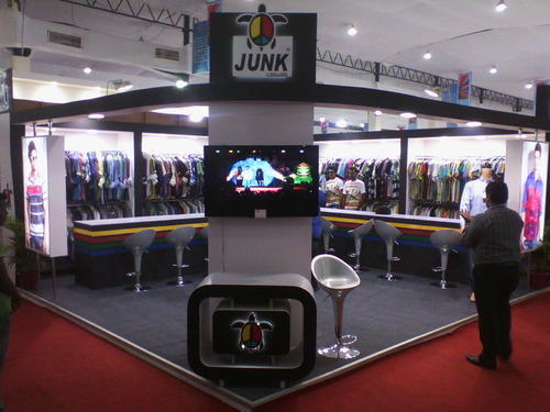Exhibition Stall Price : Exhibition stalls octonorm stall service