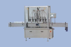 Linear Liquid Filling Machine