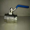 Investment Castings CF8 Ball Valve