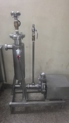 Manual Heating System