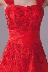 Beadwork Dress