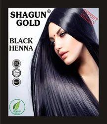 Henna Based Black Hair Dyes