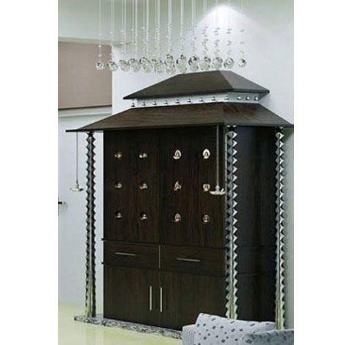 Wooden Pooja Cabinet - Wooden Pooja Cabinet Manufacturer from Chennai