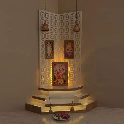 Pooja Room Designing Service In Banjara Hills Hyderabad Id 10569216548