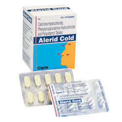Alerid Cold Tablet