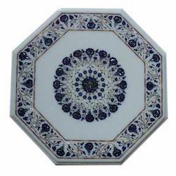 Pentagonal Stone Table Tops