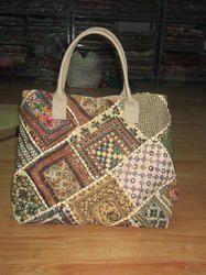 Embroidery Patchwork Banjara Bag