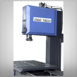 Indotech Manual Vertical Band Saw Machine ITM-100 V2 (H)