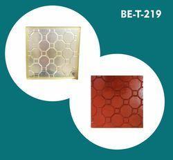 PVC MOULD Designer Tiles