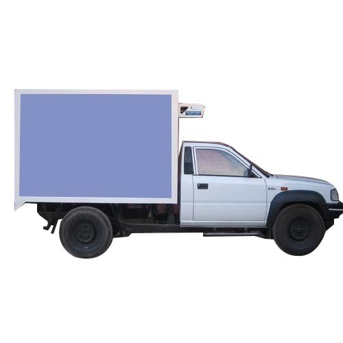 Delivery Van And Tempo Mini Truck Cold Storage Tempo