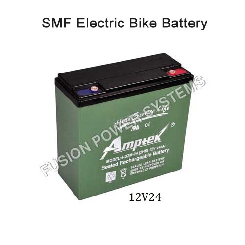 SMF Electric Bike Battery