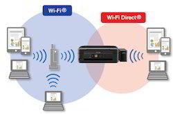 Epson L-565 Wireless Printer