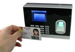 Card Attendance Machine