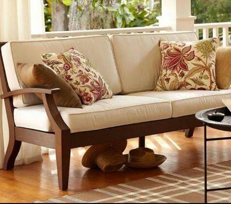 Cushions For Wooden Sofa Unique Wood Sofa Cushions Best