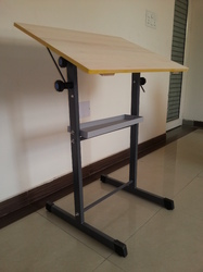drawing board with stand