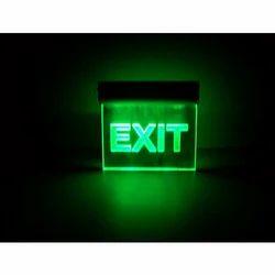 Exit Signage Lights