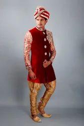 Indo Western Suits - Wedding Wear